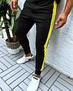 Мужские спортивные штаны с лампасами (5 моделей), фото 3