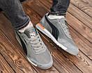 Стильные мужские кроссовки Puma, два цвета, фото 5