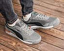 Стильные мужские кроссовки Puma, два цвета, фото 9