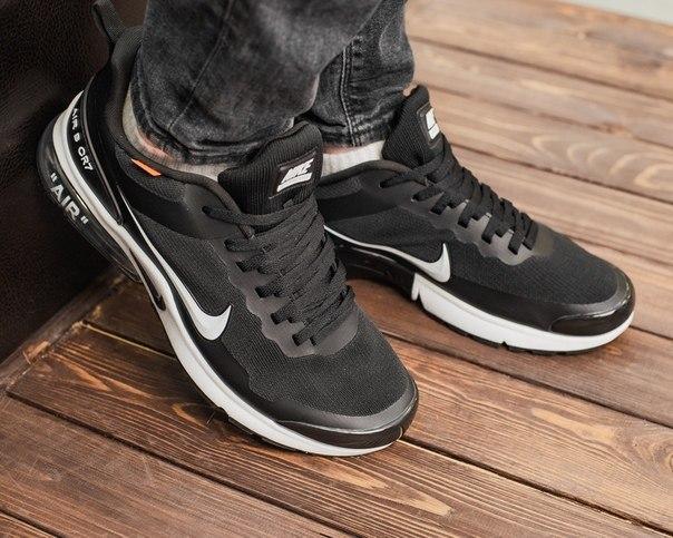 Мужские модные текстильные кроссовки Nike, 4 цвета