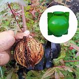 """Пристрій для щеплення """"м'яч"""" 5 см (зелений), фото 2"""