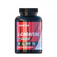 Жиросжигатель L-карнитин (150 капс.) Ванситон