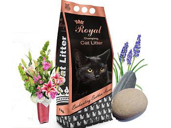 Наполнитель в кошачий туалет Indian Cat Litter Cat's Choice Earthern Aroma восточные пряности, 5 кг