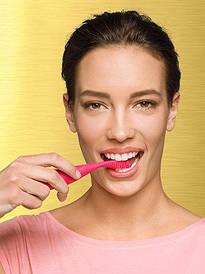 Электрические силиконовые зубные щетки