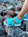 Женские стильные сандалии Adidas, три цвета, фото 5