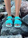 Женские стильные сандалии Adidas, три цвета, фото 6