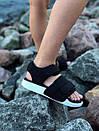 Жіночі стильні сандалі Adidas, три кольори, фото 7