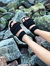 Женские стильные сандалии Adidas, три цвета, фото 8
