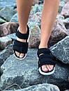 Женские стильные сандалии Adidas, три цвета, фото 9