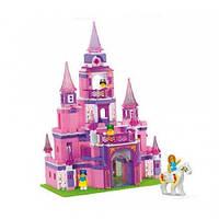 "Конструктор Sluban M38-B0152 ""Замок для принцессы"""