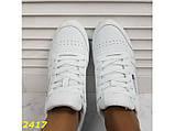 Кроссовки белые на высокой подошве колассика 36, 38, 39, 41 р. (2417), фото 5