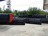 Жатка приставка для уборки подсолнечника ЖСН-6м, безрядковая, скоростная (Zaffrani), фото 6