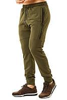 Спортивные мужские штаны на манжете