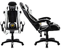 Компютерне крісло EXT ONE біле Стул офисный компьютерный кресло игровое Стулья для компьютера Кресло Крісло