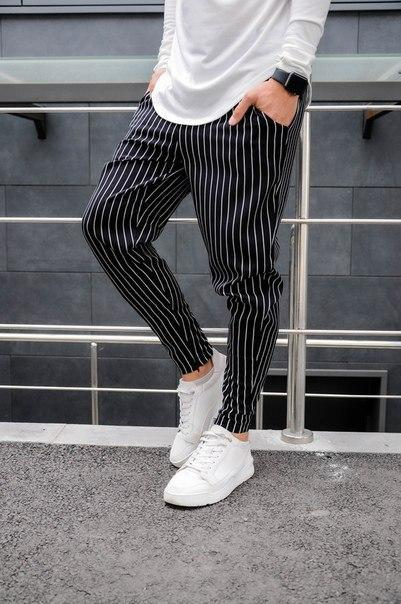 Мужские стильные брюки Asos, Турция (три модели)