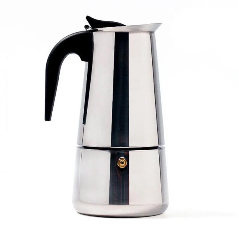 Кофеварка  А-Плюс СМ-2087, четыре чашки