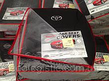 Авточехлы  на Toyota Auric 2007-2009 hatchback