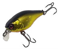 Кренк Jackall Lake Police Cherry 0 Footer 48 мм Floating (col. Mat Black) 7.6 р Оригінал