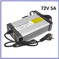 Зарядное устройство для аккумуляторов LiFePO4 72V (87.6V) 5A 360W, фото 1