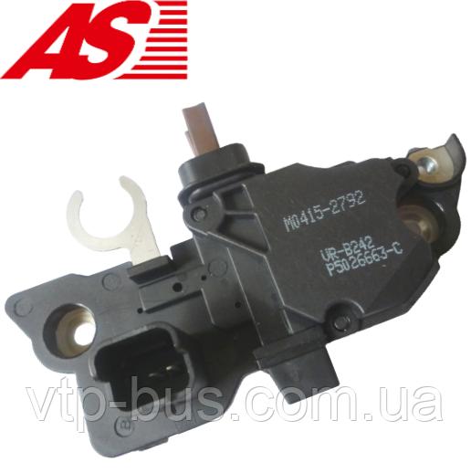 Регулятор напряжения генератора (BOSCH) со щётками на Renault Trafic 2.5dCi (2006-2014) AS (Польша) ARE0063