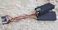 Щітки ЭГ74 2/12,5х32х64 к1-8 нк2 6д 125мм электрографитовые, фото 1