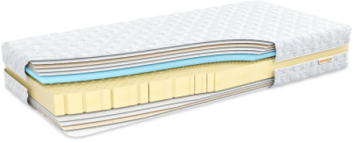 Матрас ортопедический Musson Мемори Soft 140x200 см (6019)