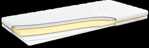 Тонкий матрас Musson Футо-Latex 140x200 см (75189)
