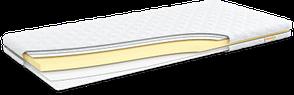 Тонкий матрас Musson Футо-Latex 140x200 см (75189), фото 2