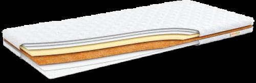 Тонкий матрас Musson Футо-Latex Cocos 145x190 см (75232)