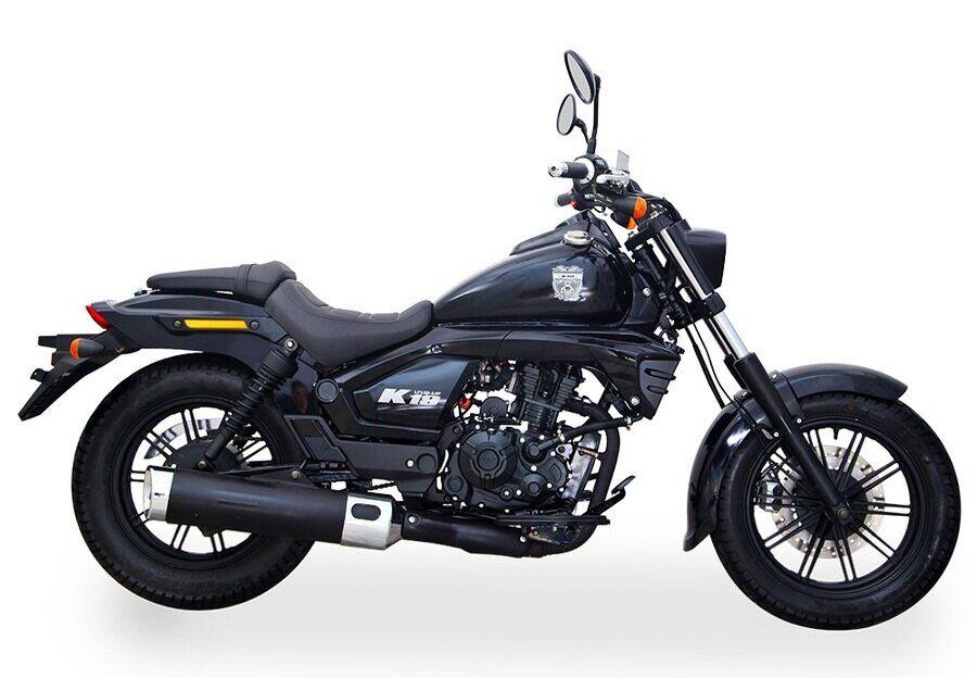 Мотоцикл круизер LIFAN K19