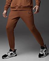 Спортивні штани Гармата Вогонь Jog 2.0 коричневі, фото 1