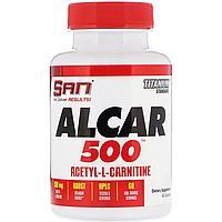ALCAR 500 (Acetyl L-carnitine) - 60caps - SAN