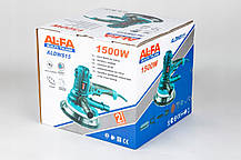 Шлифовальная машина AL-FA ALDWS15 шлифмашинка для стен и потолков, фото 3