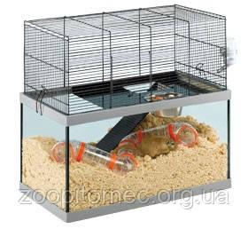 Скляна клітка для піщанок GABRY 60 FERPLAST 60*31,5*h 52 cm