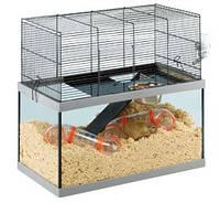 Стеклянная клетка для песчанок GABRY 60 FERPLAST 60*31,5*h 52 cm