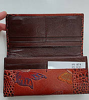 Женский кошелек Balisa B74 коричневый Кошелек с искусственной кожи Balisa оптом, фото 3