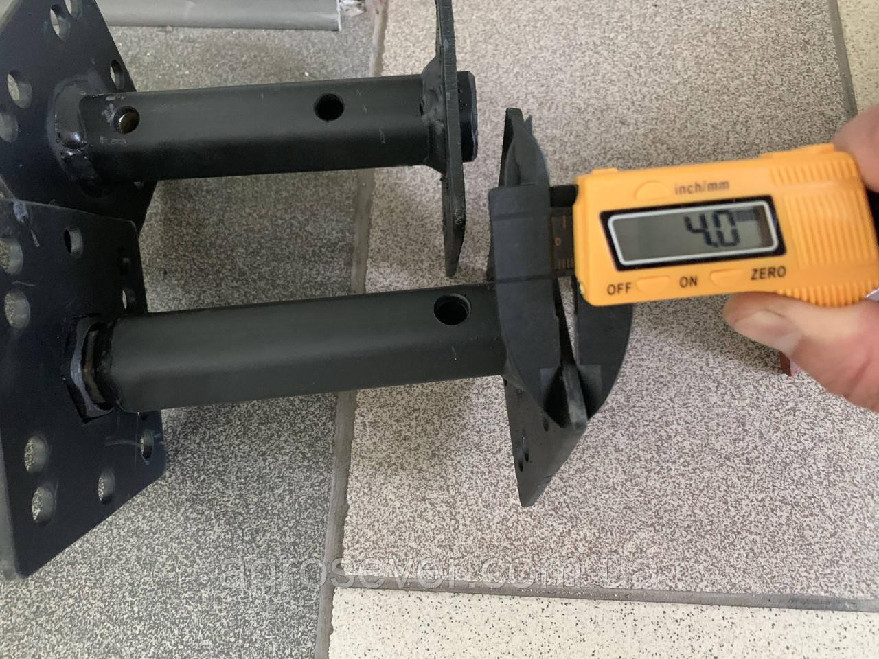 Фреза без ножей (секции 2 шт - 2+1+1) 32мм