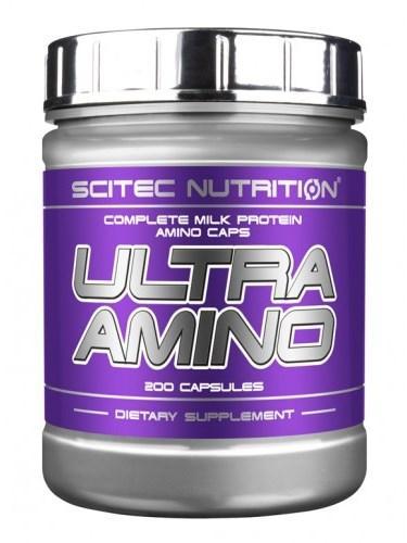 Scitec Ultra Amino caps 200