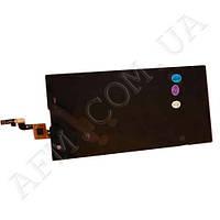 Дисплей (LCD) Fly IQ4511 Tornado One с сенсором черный
