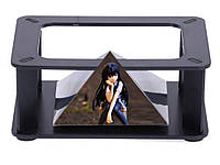 3-D голографічна піраміда для телефону з екраном 3,5-6 дюймів IPhone, Android