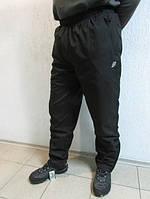 Зимние мужские штаны Lotto 7667 черные  код 114 Б
