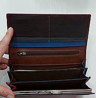 Женский кожаный кошелек Balisa PY-A144 бордовый Женские кожаные кошельки БАЛИСА оптом Одесса 7 км, фото 3