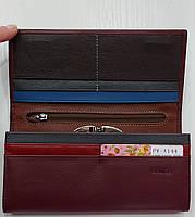 Женский кожаный кошелек Balisa PY-A144 бордовый Женские кожаные кошельки БАЛИСА оптом Одесса 7 км, фото 4
