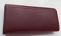 Женский кожаный кошелек Balisa PY-A144 бордовый Женские кожаные кошельки БАЛИСА оптом Одесса 7 км, фото 2