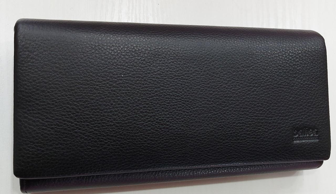 Женский кожаный кошелек Balisa PY-A144 черный Женские кожаные кошельки БАЛИСА оптом Одесса 7 км