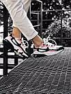 Кроссовки женские Air Max 270 react белые розовые 38,40, разм, фото 4