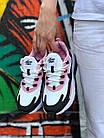 Кроссовки женские Air Max 270 react белые розовые 38,40, разм, фото 9