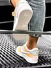 Кроссовки женские Nike Air force shadow White Grey Brown 40, разм, фото 3