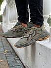 Кроссовки мужские Adidas Ozweego Xaki хаки 43,45 разм, фото 5