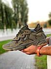 Кроссовки мужские Adidas Ozweego Xaki хаки 43,45 разм, фото 6